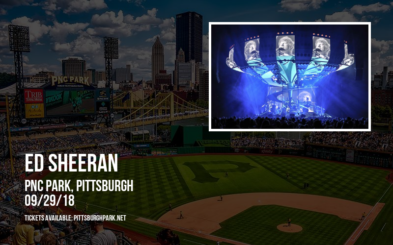 Ed Sheeran at PNC Park