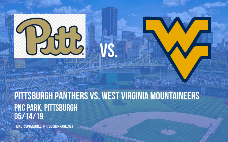 Backyard Brawl: Pittsburgh Panthers vs. West Virginia Mountaineers at PNC Park