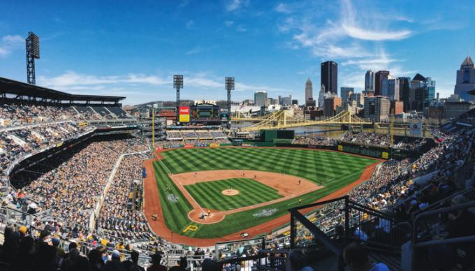 Pittsburgh Pirates vs. Los Angeles Dodgers at PNC Park