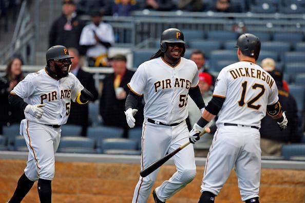 Pittsburgh Pirates vs. Washington Nationals at PNC Park