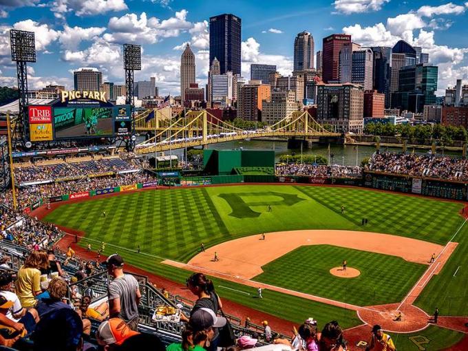 Pittsburgh Pirates vs. Philadelphia Phillies at PNC Park