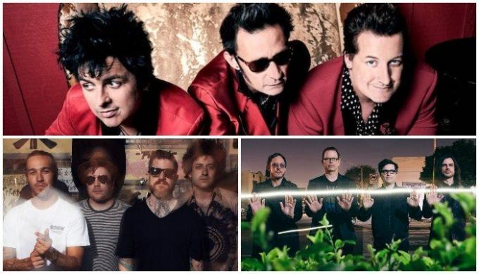 Hella Mega Tour: Green Day, Fall Out Boy, Weezer & The Interrupters at PNC Park